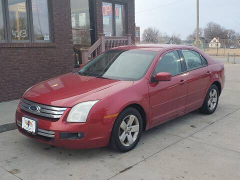 2008 Ford Fusion for sale at CARS4LESS AUTO SALES in Lincoln NE