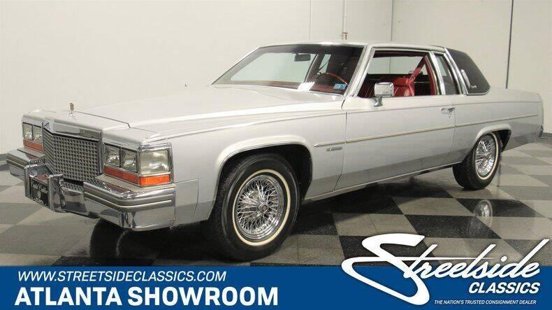 1981 Cadillac DeVille for sale in Lithia Springs, GA