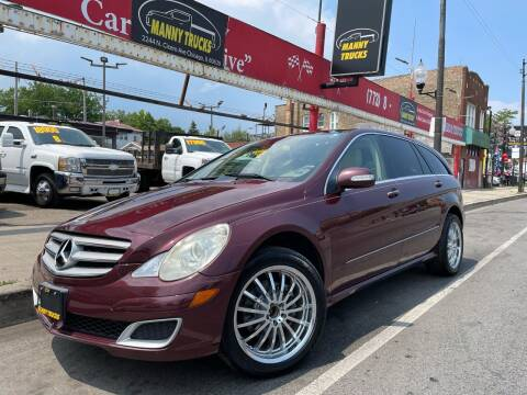 2007 Mercedes-Benz R-Class for sale at Manny Trucks in Chicago IL