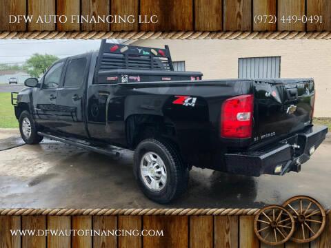 2007 Chevrolet Silverado 3500HD for sale at Bad Credit Call Fadi in Dallas TX