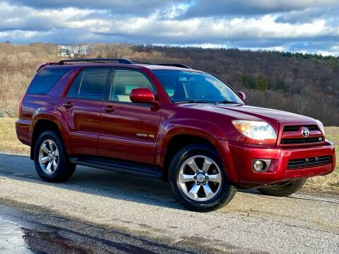 2007 Toyota 4Runner for sale at York Motors in Canton CT