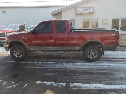2002 Ford F-150 for sale at A Plus Auto Sales/ - A Plus Auto Sales in Sioux Falls SD