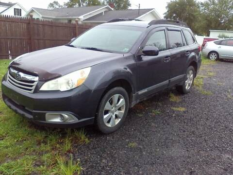2010 Subaru Outback for sale at John's Auto Sales & Service Inc in Waterloo NY