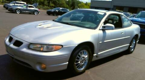 2001 Pontiac Grand Prix for sale at Angelo's Auto Sales in Lowellville OH
