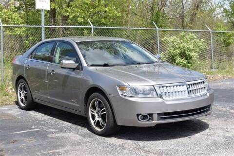 2008 Lincoln MKZ for sale at BOB ROHRMAN FORT WAYNE TOYOTA in Fort Wayne IN