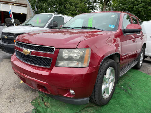 2007 Chevrolet Tahoe for sale at White River Auto Sales in New Rochelle NY