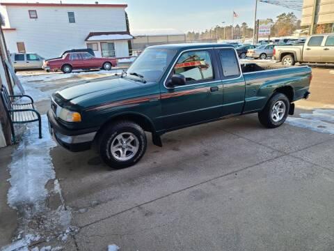 1998 Mazda B-Series Pickup for sale at Rum River Auto Sales in Cambridge MN