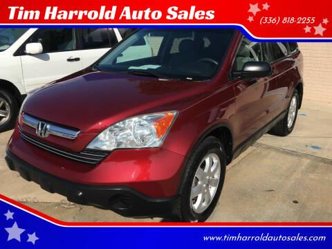 2009 Honda CR-V for sale at Tim Harrold Auto Sales in Wilkesboro NC