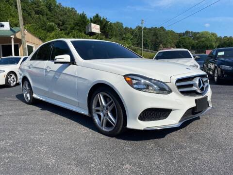 2014 Mercedes-Benz E-Class for sale at Luxury Auto Innovations in Flowery Branch GA
