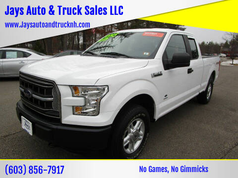 2015 Ford F-150 for sale at Jays Auto & Truck Sales LLC in Loudon NH
