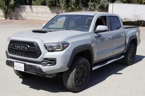 2017 Toyota Tacoma for sale at Sports Plus Motor Group LLC in Sunnyvale CA