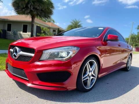 2014 Mercedes-Benz CLA for sale at CAR UZD in Miami FL