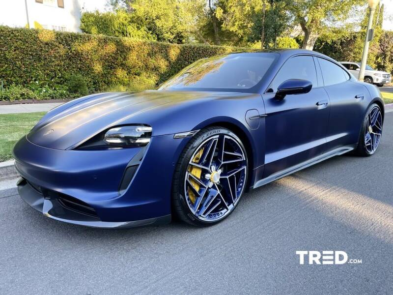 2020 Porsche Taycan for sale in Los Angeles, CA