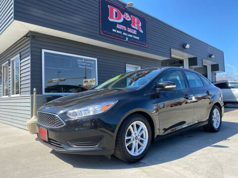2015 Ford Focus for sale at D & R Auto Sales in South Sioux City NE