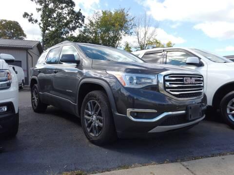 2019 GMC Acadia for sale at RS Motors in Falconer NY