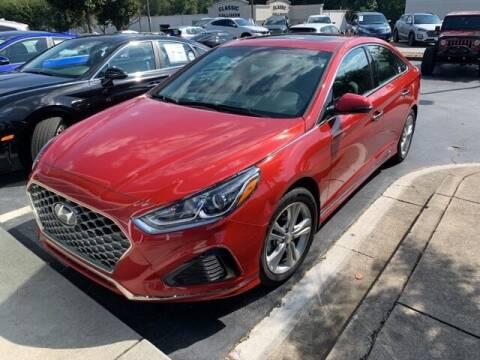 2019 Hyundai Sonata for sale at Southern Auto Solutions-Jim Ellis Hyundai in Marietta GA