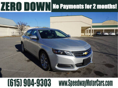2016 Chevrolet Impala for sale at Speedway Motors in Murfreesboro TN