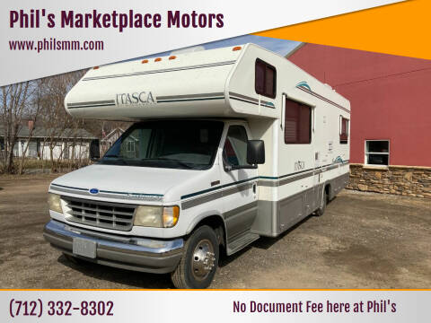 1995 ITASCA by E-350 for sale at Phil's Marketplace Motors in Arnolds Park IA