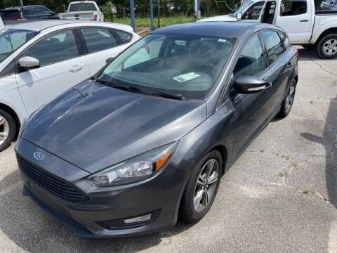 2016 Ford Focus for sale at BILLY HOWELL FORD LINCOLN in Cumming GA
