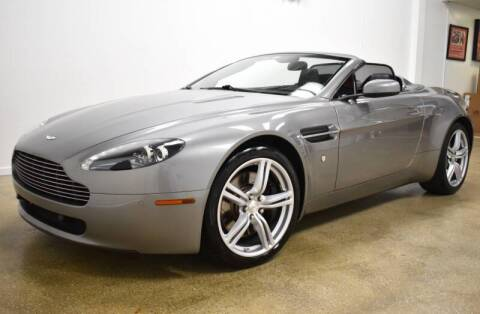 2009 Aston Martin V8 Vantage for sale at Thoroughbred Motors in Wellington FL