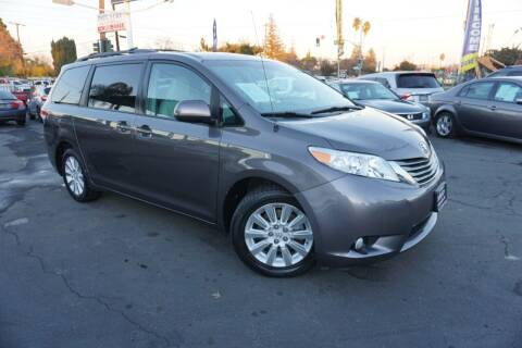 2013 Toyota Sienna for sale at Industry Motors in Sacramento CA