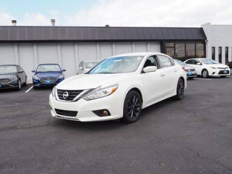 2017 Nissan Altima for sale at Ron's Automotive in Manchester MD