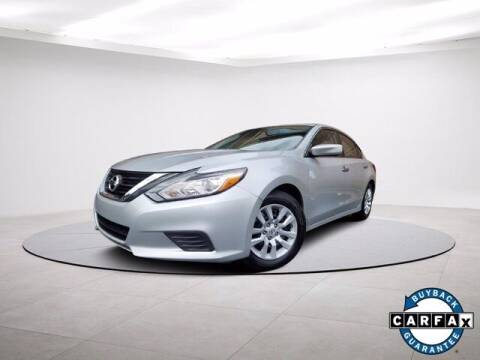 2017 Nissan Altima for sale at Carma Auto Group in Duluth GA