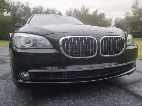 2011 BMW 7 Series for sale at Monaco Motor Group in Orlando FL