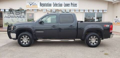2009 GMC Sierra 1500 for sale at HomeTown Motors in Gillette WY