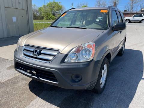 2005 Honda CR-V for sale at Diana Rico LLC in Dalton GA