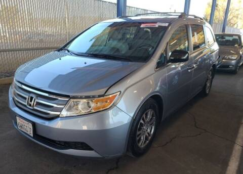2012 Honda Odyssey for sale at San Jose Auto Outlet in San Jose CA