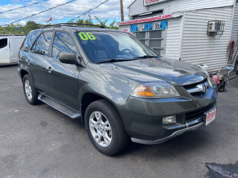 2006 Acura MDX for sale at Riverside Wholesalers 2 in Paterson NJ
