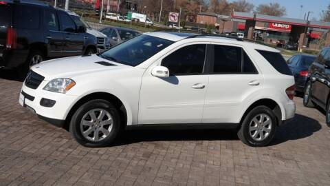 2006 Mercedes-Benz M-Class for sale at Cars-KC LLC in Overland Park KS