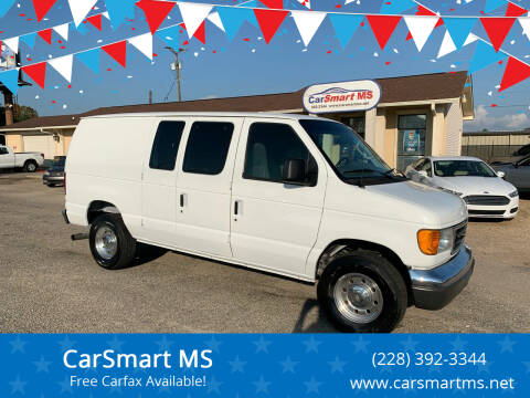2006 Ford E-Series Cargo for sale at CarSmart MS in Diberville MS