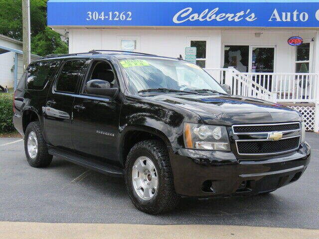 2011 Chevrolet Suburban for sale at Colbert's Auto Outlet in Hickory NC
