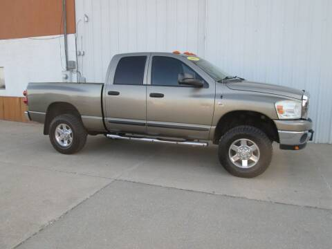 2007 Dodge Ram Pickup 3500 for sale at Parkway Motors in Osage Beach MO