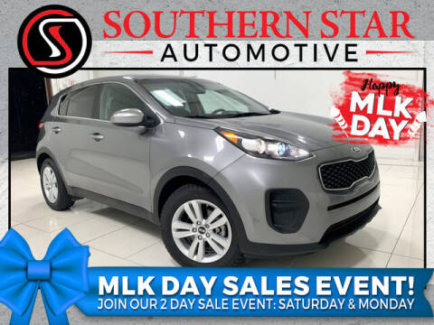 2017 Kia Sportage for sale at Southern Star Automotive, Inc. in Duluth GA
