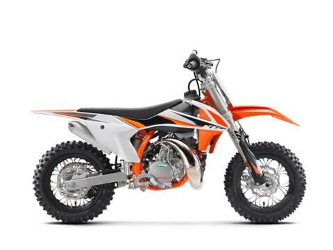 2022 KTM 50 SX Mini for sale at Lipscomb Powersports in Wichita Falls TX