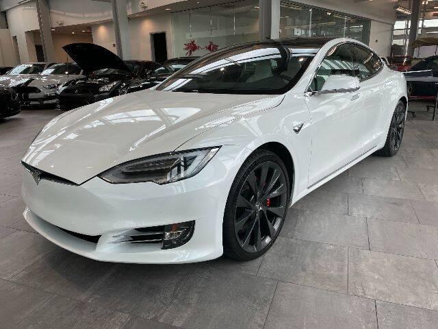 2020 Tesla Model S for sale at Motorcars Washington in Chantilly VA