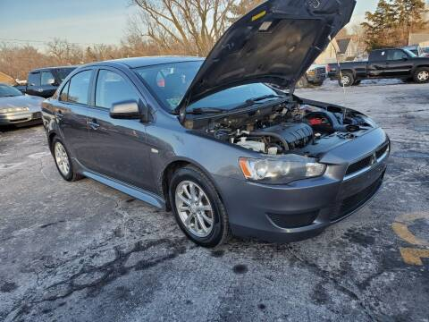 2011 Mitsubishi Lancer for sale at Geareys Auto Sales of Sioux Falls, LLC in Sioux Falls SD