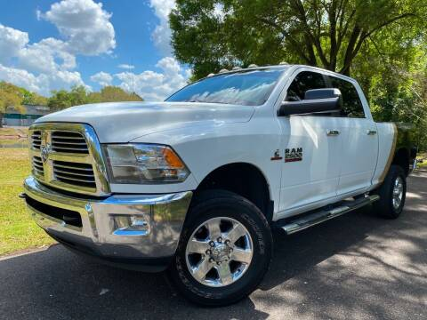 2015 RAM Ram Pickup 2500 for sale at Powerhouse Automotive in Tampa FL