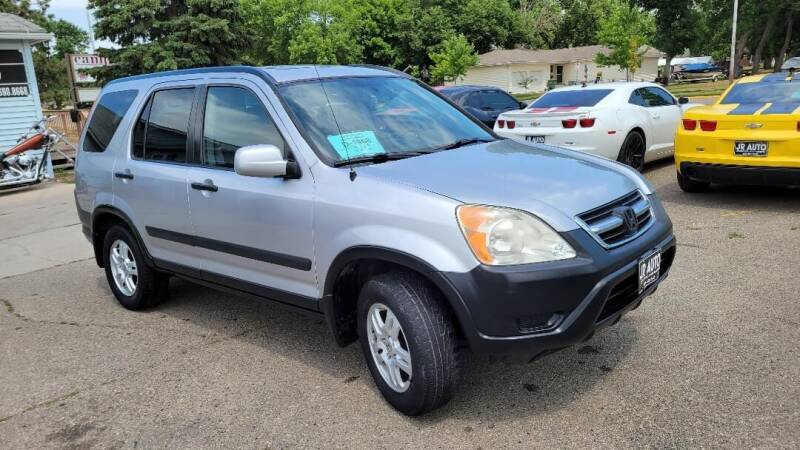 2003 Honda CR-V for sale at JR Auto in Brookings SD