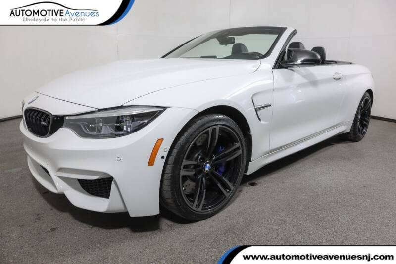 2018 BMW M4 for sale in Farmingdale, NJ