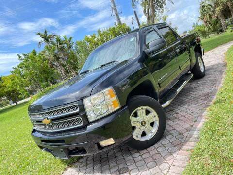 2012 Chevrolet Silverado 1500 for sale at Citywide Auto Group LLC in Pompano Beach FL