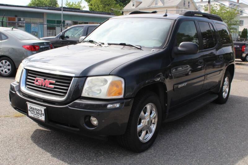 2005 GMC Envoy XL for sale at Grasso's Auto Sales in Providence RI