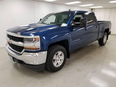 2018 Chevrolet Silverado 1500 for sale at Kerns Ford Lincoln in Celina OH