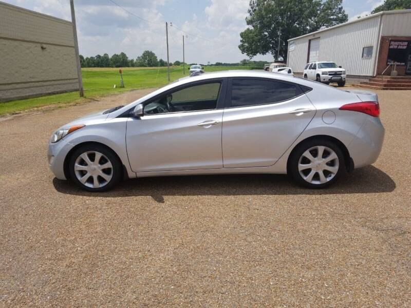 2013 Hyundai Elantra for sale at Frontline Auto Sales in Martin TN
