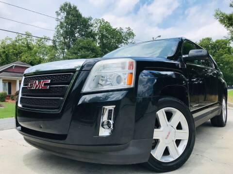 2012 GMC Terrain for sale at Cobb Luxury Cars in Marietta GA