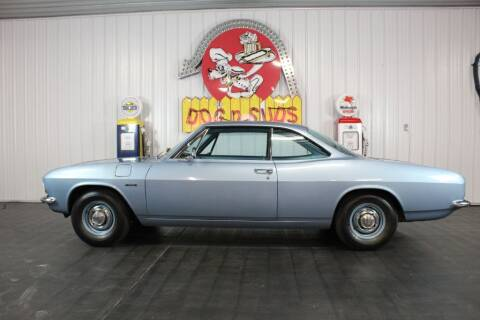 1966 Chevrolet Corvair for sale at Belmont Classic Cars in Belmont OH