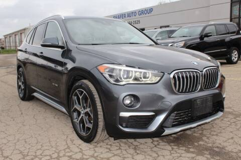 2016 BMW X1 for sale at SHAFER AUTO GROUP in Columbus OH